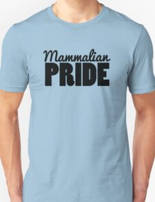 Mammalian Pride 4 LYF T-Shirt