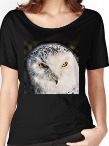 Wild nature - owl Women's Relaxed Fit T-Shirt