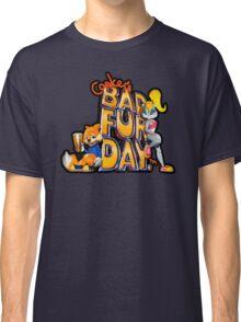 Conker's Bad Fur Day N64 Retro nintendo game fan shirt Classic T-Shirt