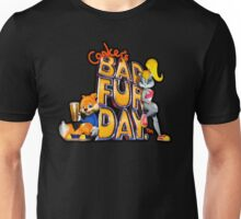 Conker's Bad Fur Day N64 Retro nintendo game fan shirt Unisex T-Shirt