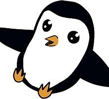 Penguin by DTSuccubus