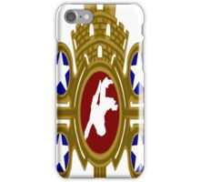 Cuban Judo iPhone Case/Skin