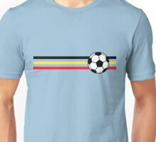 Football Stripes Belgium Unisex T-Shirt