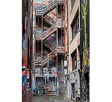 Hosier Lane,  Melbourne 1 Photographic Print