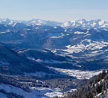 Winter Lanscape by joggi2002