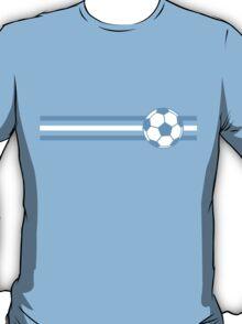 Football Stripes Argentina T-Shirt