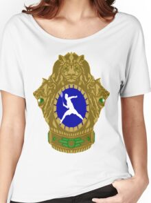 Indian Badminton Women's Relaxed Fit T-Shirt