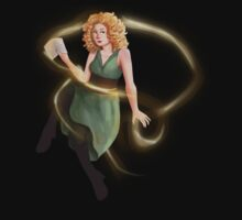 River Song, Archaeologist by colour-rei