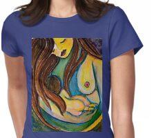Motherhood Womens Fitted T-Shirt