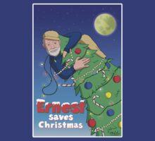 Ernest (Hemingway) Saves Christmas by Eddie Mauldin