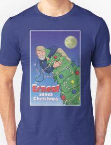 Ernest (Hemingway) Saves Christmas T-Shirt