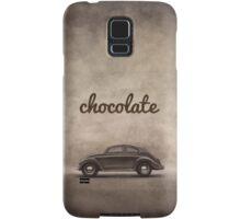 Chocolate - Volkswagen Beetle - Vintage VW Bug Samsung Galaxy Case/Skin