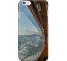 Taxi boat iPhone Case/Skin