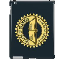 Collage of Grammer iPad Case/Skin