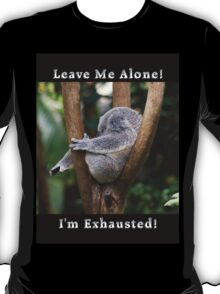 Koala Bear Australia T-Shirt