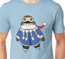 Snow Day Bard Unisex T-Shirt