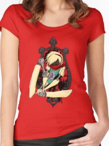 Master of Strings Women's Fitted Scoop T-Shirt