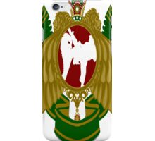 Iranian Martial Arts iPhone Case/Skin