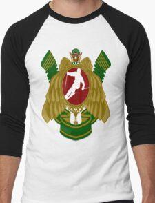Iranian Skiing Men's Baseball ¾ T-Shirt