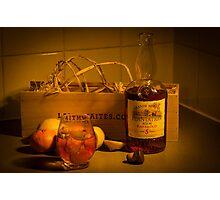 Dark Rum Fine Art Photographic Print