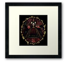 Alice: Madness Returns-Queen of Hearts Framed Print