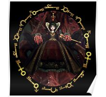 Alice: Madness Returns-Queen of Hearts Poster