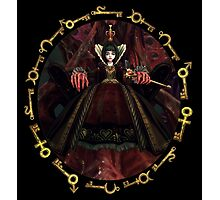 Alice: Madness Returns-Queen of Hearts Photographic Print