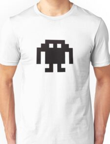 funny space invader Unisex T-Shirt