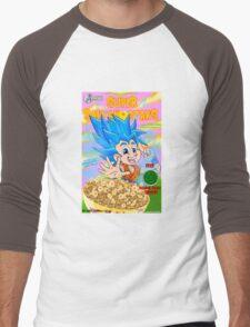 super saiyan stars Men's Baseball ¾ T-Shirt
