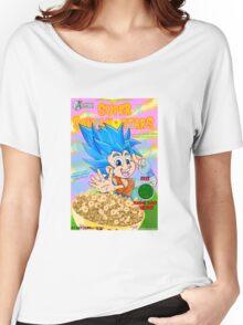 super saiyan stars Women's Relaxed Fit T-Shirt