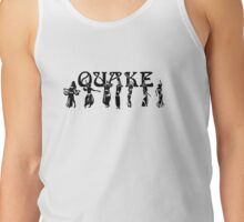 Quake Belly Dance Tank Top