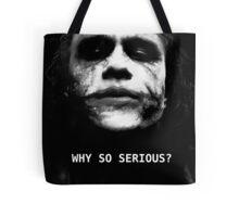 The Joker. Tote Bag