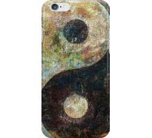 Yin and Yang iPhone Case/Skin