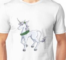 Holly Unicorn Unisex T-Shirt