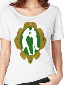 Irish Boxing Women's Relaxed Fit T-Shirt