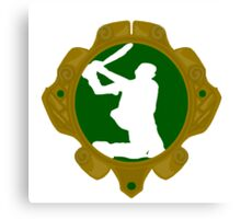 Irish Cricket Canvas Print