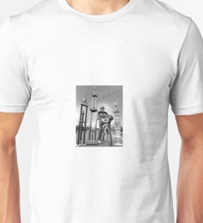 Derek Dirt bike Mckenzie Unisex T-Shirt