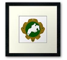 Irish Equestrian Framed Print