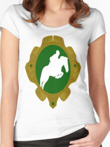 Irish Equestrian Women's Fitted Scoop T-Shirt