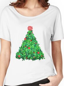 Holly Tree Women's Relaxed Fit T-Shirt