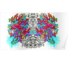 Psychedelic Free Base  Poster