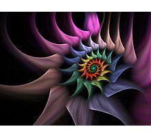 Spiral Trip Photographic Print
