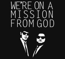 Blues Brothers - Mission From God by Josbel