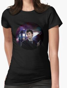 I'm The Doctor! Womens Fitted T-Shirt