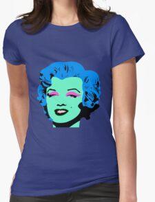 Blue Marilyn Monroe T-Shirt