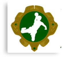 Irish Handball Canvas Print