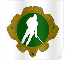 Irish Hockey Poster