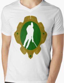 Irish Hockey Mens V-Neck T-Shirt
