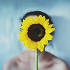 Sunflower Yeh by Isabella Madrid