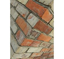 THIS ONE'CEMENT - FOR THE BUILDER IN YOUR LIFE! Photographic Print